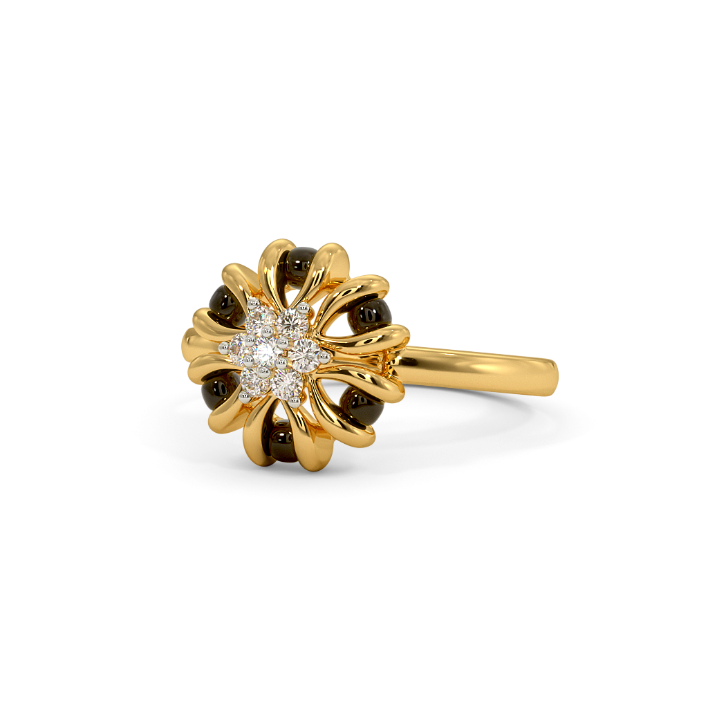 The Reya Mangalsutra Ring